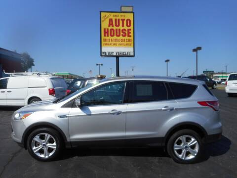 2014 Ford Escape for sale at AUTO HOUSE WAUKESHA in Waukesha WI