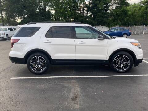 2014 Ford Explorer for sale at St. Louis Used Cars in Ellisville MO