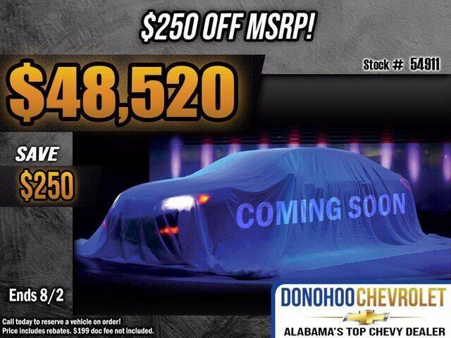 2021 Chevrolet Silverado 2500HD for sale in Fort Payne, AL