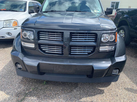 2011 Dodge Nitro for sale at MYERS PRE OWNED AUTOS & POWERSPORTS in Paden City WV