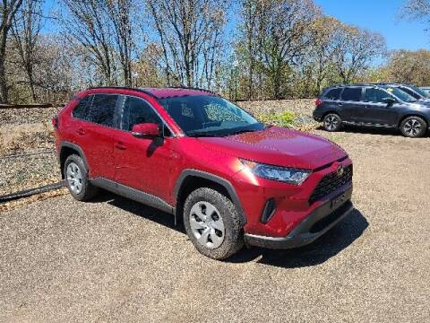 2019 Toyota RAV4 for sale at BETTER BUYS AUTO INC in East Windsor CT