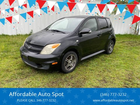 2006 Scion xA for sale at Affordable Auto Spot in Houston TX