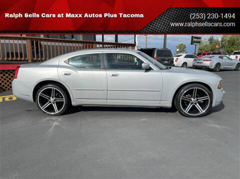 2010 Dodge Charger for sale at Ralph Sells Cars at Maxx Autos Plus Tacoma in Tacoma WA