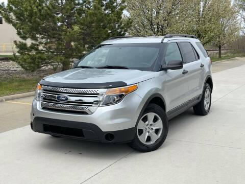 2014 Ford Explorer for sale at A & R Auto Sale in Sterling Heights MI