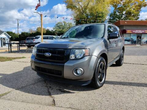 2011 Ford Escape for sale at Lamarina Auto Sales in Dearborn Heights MI