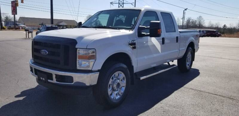 2010 Ford F-250 Super Duty for sale at Elite Auto Brokers in Lenoir NC