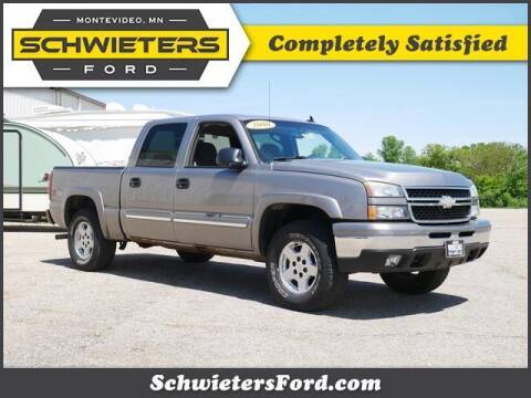 2006 Chevrolet Silverado 1500 for sale at Schwieters Ford of Montevideo in Montevideo MN