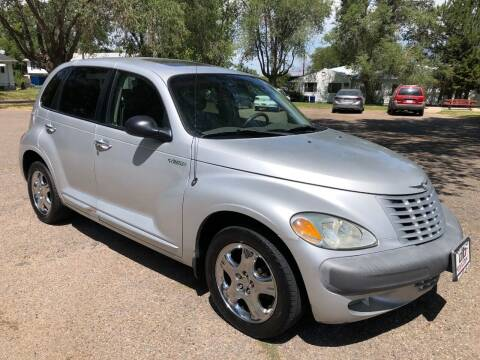 2001 Chrysler PT Cruiser for sale at DRIVE N BUY AUTO SALES in Ogden UT