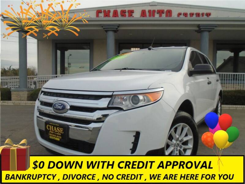 2014 Ford Edge for sale at Chase Auto Credit in Oklahoma City OK