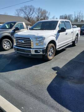 2017 Ford F-150 for sale at McCully's Automotive - Trucks & SUV's in Benton KY