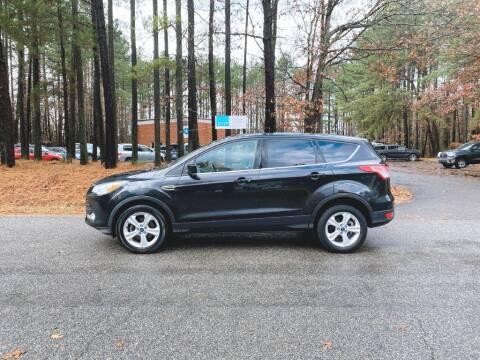 2013 Ford Escape for sale at H&C Auto in Oilville VA