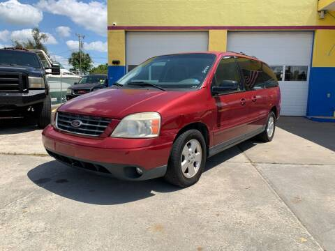 2005 Ford Freestar for sale at Mid City Motors Auto Sales - Mid City North in N Fort Myers FL