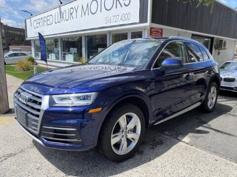2018 Audi Q5 for sale at CERTIFIED LUXURY MOTORS OF QUEENS in Elmhurst NY