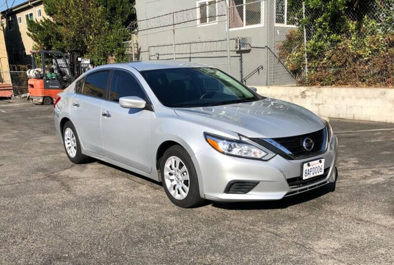 2016 Nissan Altima for sale at Eden Motor Group in Los Angeles CA