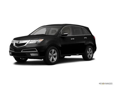 2012 Acura MDX for sale at Jamerson Auto Sales in Anderson IN