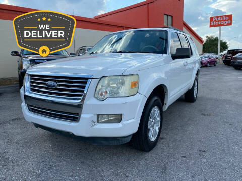 2010 Ford Explorer for sale at JC AUTO MARKET in Winter Park FL