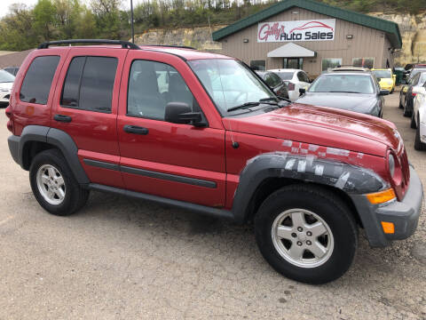 2006 Jeep Liberty for sale at Gilly's Auto Sales in Rochester MN