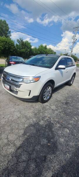 2013 Ford Edge for sale at Chicago Auto Exchange in South Chicago Heights IL
