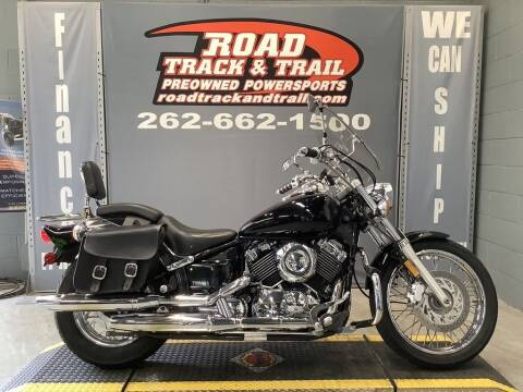 2004 Yamaha V Star Custom for sale at Road Track and Trail in Big Bend WI