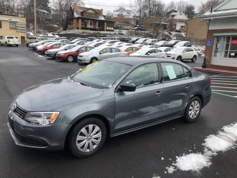 2014 Volkswagen Jetta for sale at Fellini Auto Sales & Service LLC in Pittsburgh PA