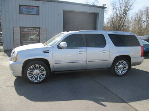2010 Cadillac Escalade ESV for sale at Access Auto Brokers in Hagerstown MD