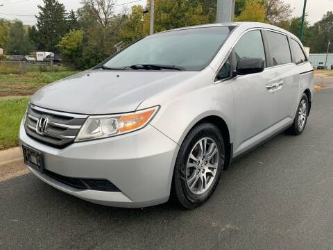 2012 Honda Odyssey for sale at ONG Auto in Farmington MN
