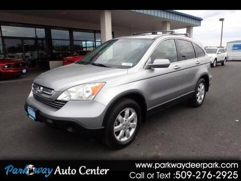 2008 Honda CR-V for sale at PARKWAY AUTO CENTER AND RV in Deer Park WA