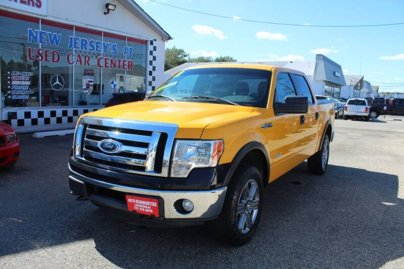 2011 Ford F-150 for sale at Auto Headquarters in Lakewood NJ