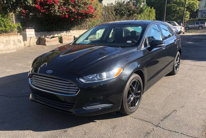 2014 Ford Fusion for sale at Eden Motor Group in Los Angeles CA