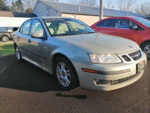2007 Saab 9-3 for sale at KRIS RADIO QUALITY KARS INC in Mansfield OH