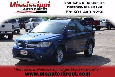 2015 Dodge Journey for sale at Auto Group South - Mississippi Auto Direct in Natchez MS