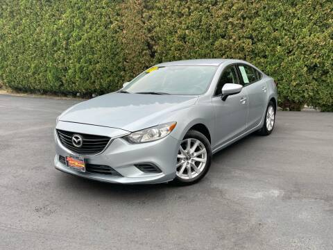 2016 Mazda MAZDA6 for sale at Yaktown Motors in Union Gap WA