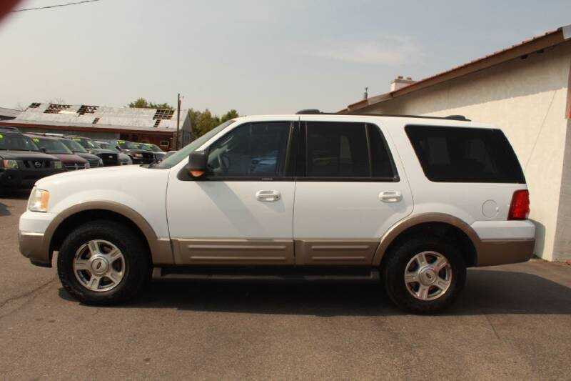 2003 Ford Expedition for sale at Epic Auto in Idaho Falls ID