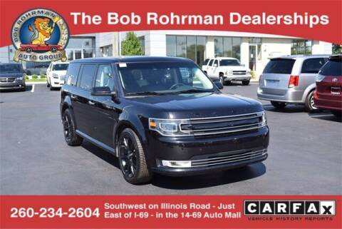 2019 Ford Flex for sale at BOB ROHRMAN FORT WAYNE TOYOTA in Fort Wayne IN