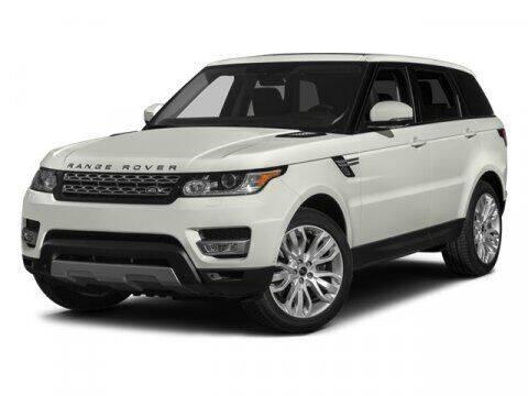 2014 Land Rover Range Rover Sport for sale at DeluxeNJ.com in Linden NJ