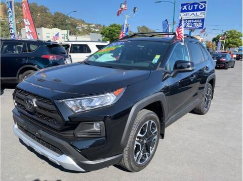 2019 Toyota RAV4 for sale at AutoDeals in Daly City CA