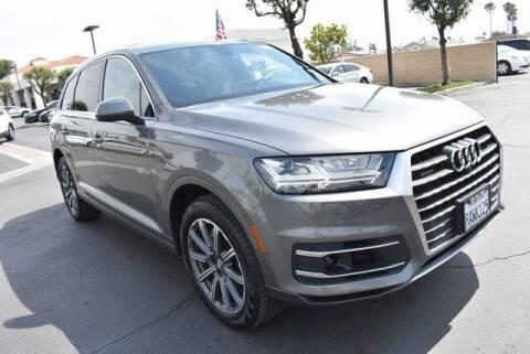 2018 Audi Q7 for sale at DIAMOND VALLEY HONDA in Hemet CA