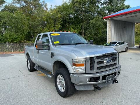 2010 Ford F-350 Super Duty for sale at Gia Auto Sales in East Wareham MA