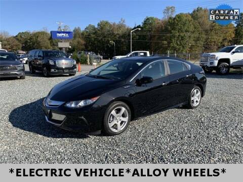 2017 Chevrolet Volt for sale at Impex Auto Sales in Greensboro NC