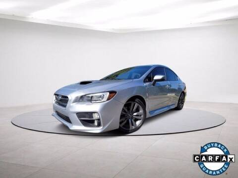 2017 Subaru WRX for sale at Carma Auto Group in Duluth GA