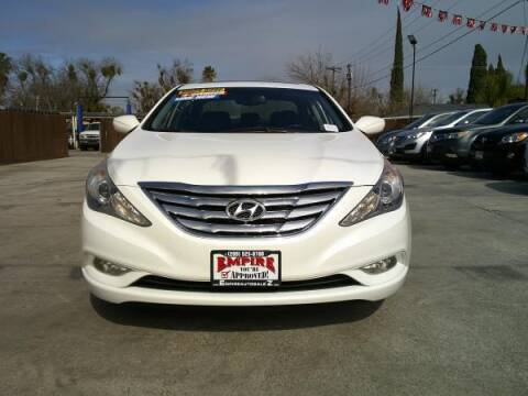 2013 Hyundai Sonata for sale at Empire Auto Sales in Modesto CA