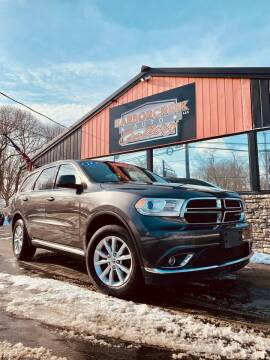 2014 Dodge Durango for sale at Harborcreek Auto Gallery in Harborcreek PA