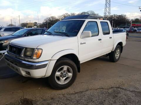 2000 Nissan Frontier for sale at Nile Auto in Fort Worth TX