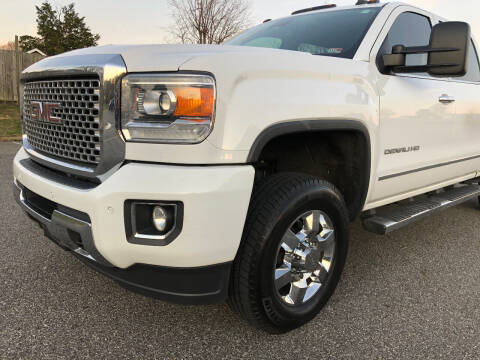 2015 GMC Sierra 3500HD for sale at Superior Wholesalers Inc. in Fredericksburg VA