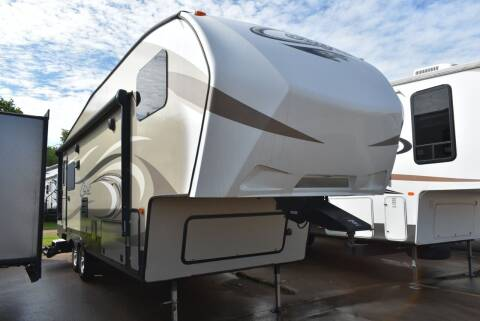 2017 Keystone Cougar 278RL for sale at Buy Here Pay Here RV in Burleson TX