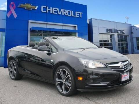 2017 Buick Cascada for sale at Bellavia Motors Chevrolet Buick in East Rutherford NJ
