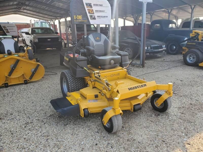 "Hustler X-One 60"" for sale at Brad Waller Automotive in Stockton KS"