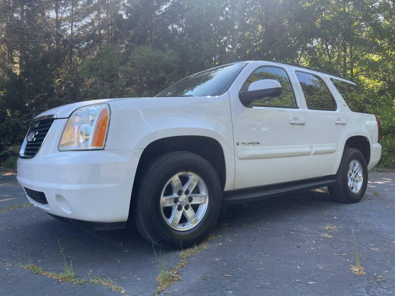 2007 GMC Yukon for sale at Peach Auto Sales in Smyrna GA