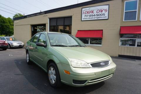 2007 Ford Focus for sale at I-Deal Cars LLC in York PA