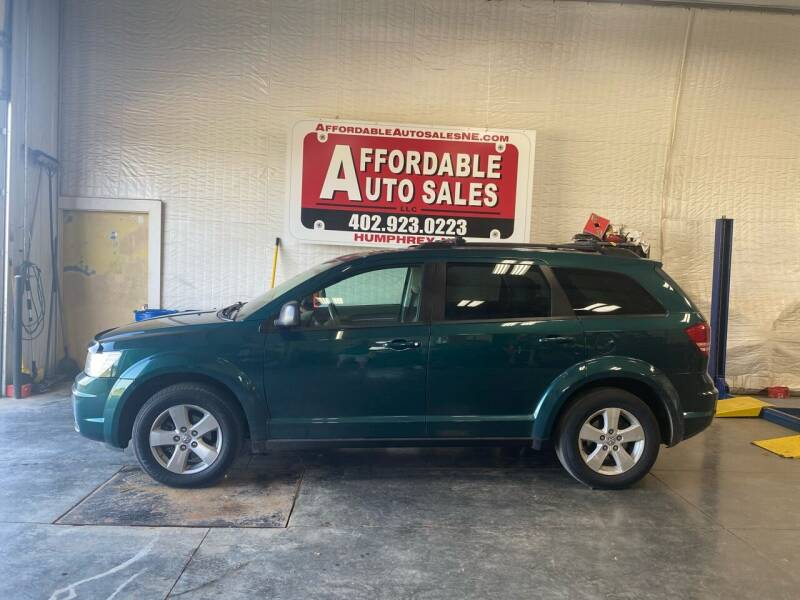 2009 Dodge Journey for sale at Affordable Auto Sales in Humphrey NE